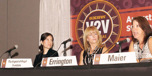 'The Impact of Angel Investors' Panel at SXSW V2V
